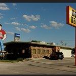"""The famous """"Big John burger"""""""