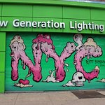 Street Art on Bowery.