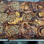 Homemade Cinnamon buns!