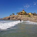 Surf lesson at Cerritos