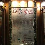 Foto de Pizzeria La Gondola
