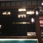 Located in the Broadview Hotel.