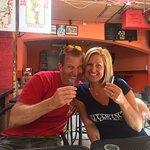 Tequila shots!!
