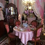 Princess tea room