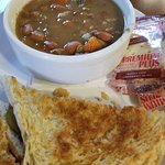 Hearty and filling lunch special