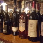 Most extensive wine selection in Sayulita.