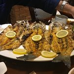Grilled Sea bass...yummy...