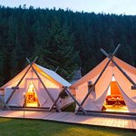 Lounge Tents
