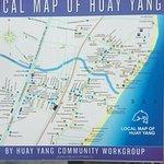 Map of Huay Yang