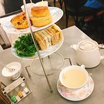 Foto di Whittard of Chelsea Covent Garden Tea Bar