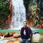 Pulang Bato Falls Photo
