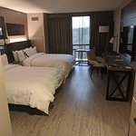 New renovated room