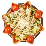 Al Makan - Chicken Caesar Salad