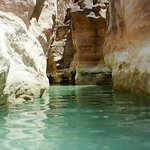 Havasu Creek, near the entrance to the Colorado River, Grand Canyon
