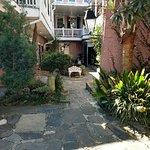 Foto de Lamothe House Hotel