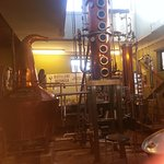 Distillery Botanica Gin Still