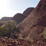 Photo de Ayers Rock and the Olgas