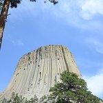 Foto de Devils Tower National Monument