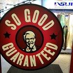 KFC Dhaka entrance