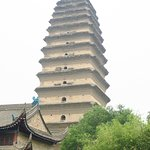 One more view of the pagoda