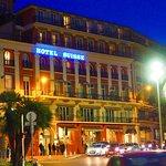 L'hôtel Suisse à Nice