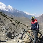 Annapurna Circuit Cycling