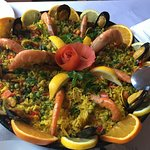 Wunderbare Paella