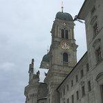 Photo de Kloster Einsiedeln