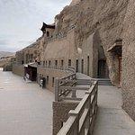 Photo of Mogao Caves