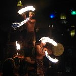 Mai-Kai, fire dance