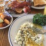 Foto di Bright Angel Restaurant, Fountain & Bar