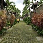 way to villas