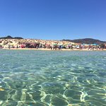Spiaggia Su Giudeu照片