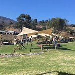 The shaded area at R130 a spot (Photo by Denzil Pietersen)