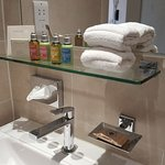 Nice selection of L'Occitane toiletries