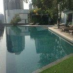 Foto van Novotel Bangkok Platinum Pratunam