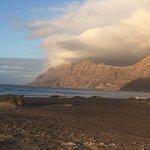 Famara Beach Foto