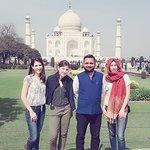 Us with Rashid