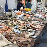 impression from the Siracusa food market