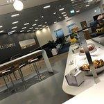 Photo of Lufthansa Senator and Business Lounge