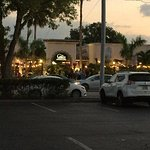 Directly across Holiday Inn Express in Cape Coral