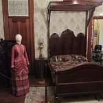 Mary Harrison's bedroom. She was Harrison's daughter by first wife.