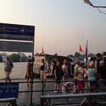 Phra Arthit Pier, 2 minutes walk