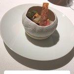 Foie gras de Lotte et Agrumes citronnés