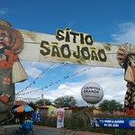 Bild från Sitio Sao Joao
