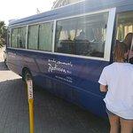 Shuttle Bus to the beach
