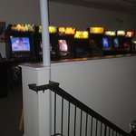 More Arcade Games (upstairs)