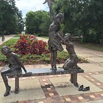 Kelly Ingram Park- Civil Rights Museum