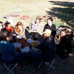 Cooking classes in the nature