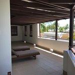 Upstairs Master Bedroom Balcony
